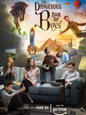 Опасная книга для мальчиков 1 сезон 6 серия