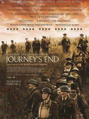Конец пути / Journey's End (2017)