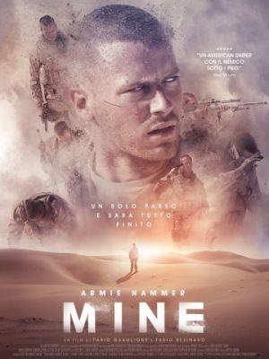 Мина / Mine (2016)
