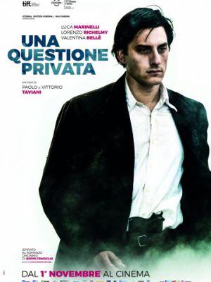 Радуга / Una questione privata (2017)