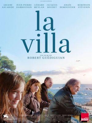 Вилла / La villa (2017)