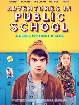 Приключения в общеобразовательной школе / Public Schooled (2017)