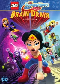 Lego DC: Супердевочки. Школа Суперзлодеев / Lego DC Super Hero Girls: Super-Villain High (2018)