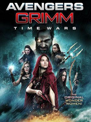 Мстители Гримм: Временные войны / Avengers Grimm: Time Wars (2018)