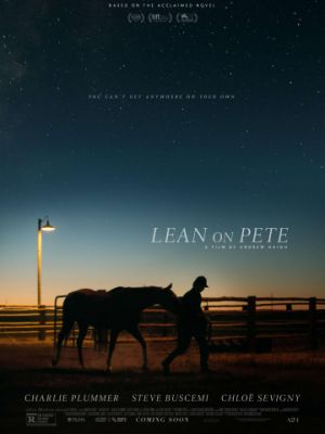 Положитесь на Пита / Lean on Pete (2017)