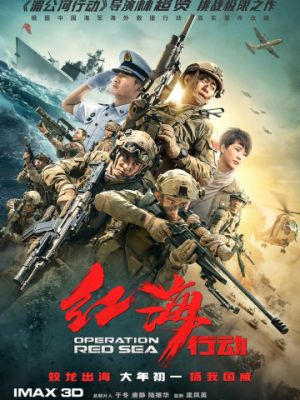 Операция в Красном море / Hong hai xing dong (2018)