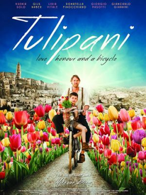 Тюльпаны: Любовь, честь и велосипед / Tulipani: Liefde, Eer en een Fiets (2017)