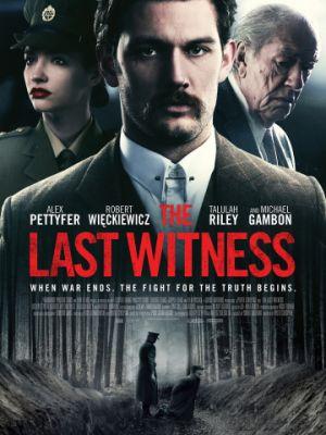 Последний свидетель / The Last Witness (2018)