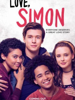 С любовью, Саймон / Love, Simon (2018)