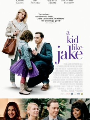 Парень как Джэйк / A Kid Like Jake (2018)