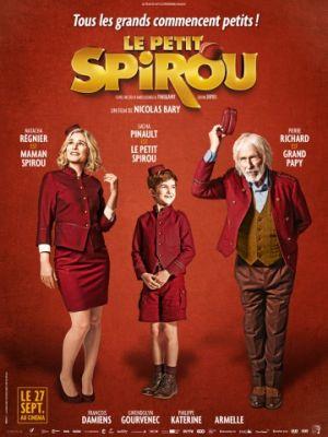 Малыш Спиру / Le petit Spirou (2017)