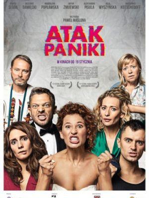 Паническая атака / Atak paniki (2017)