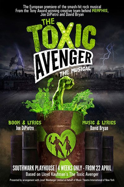 Токсичный мститель: Мюзикл / The Toxic Avenger: The Musical (2018)