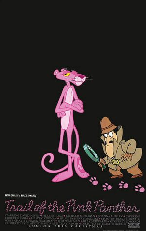 След Розовой Пантеры / Trail of the Pink Panther (1982)