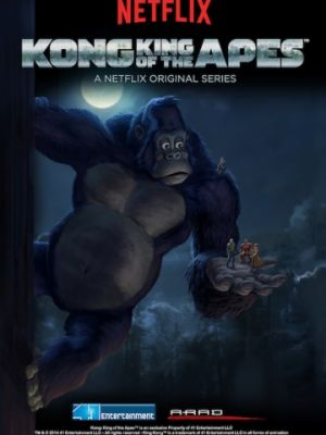 Конг – король обезьян / Kong: King of the Apes (2016)