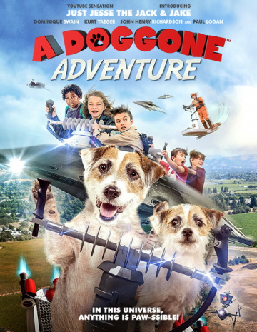 Невероятное приключение / A Doggone Adventure (2018)
