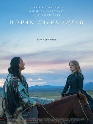 Женщина идет впереди / Woman Walks Ahead (2017)