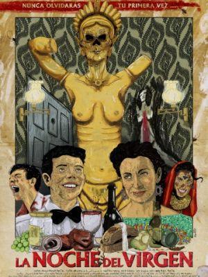 Ночь девственника / La noche del virgen (2016)