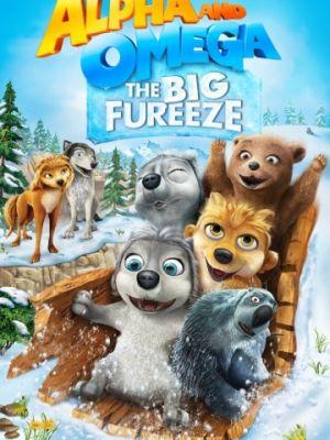 Альфа и Омега 7: Большое обледенение / Alpha and Omega 7: The Big Fureeze (2016)
