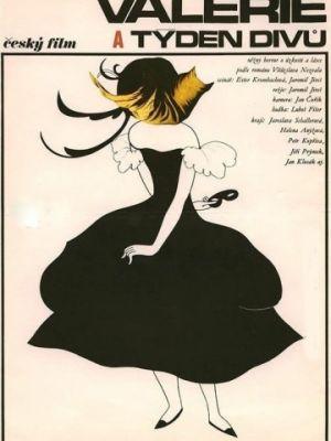 Валерия и неделя чудес / Valerie a t?den divu (1970)