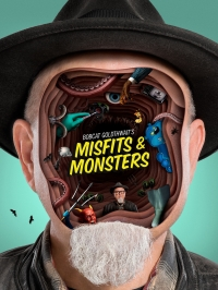 Маргиналы и монстры Бобкэта Голдтуэйта / Bobcat Goldthwait's Misfits & Monsters (2018)