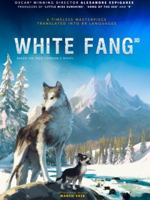 Белый клык / Croc-Blanc (2018)