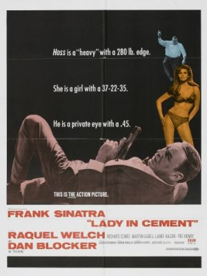 Девушка в цементе / Lady in Cement (1968)