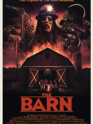 Сарай / The Barn (2016)