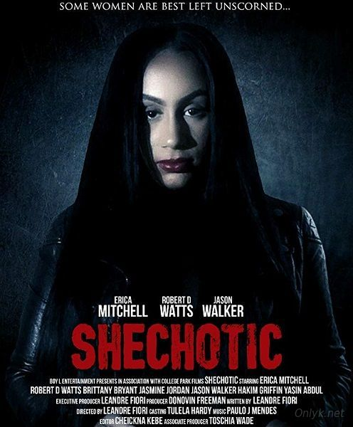 Психопатка / SheChotic (2018)