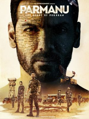 Парману: История Похрана / Parmanu: The Story of Pokhran (2018)