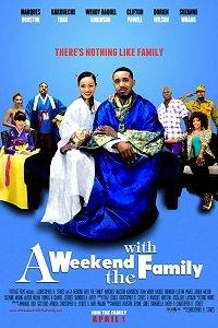Выходные с семьей / A Weekend with the Family (2016)