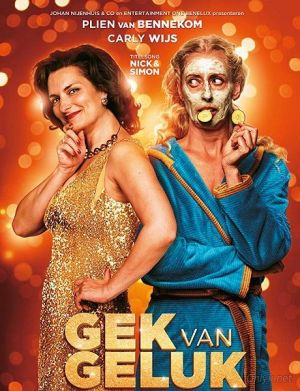 Безумно счастлива / Gek van Geluk (2017)