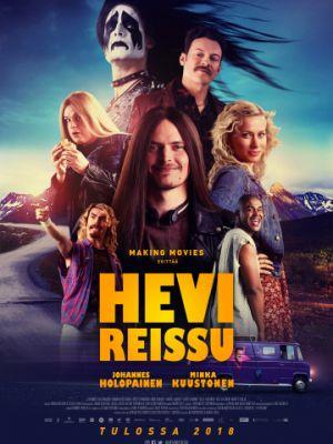 Cмотреть Тяжёлое путешествие / Hevi reissu (2018) онлайн в Хдрезка качестве 720p