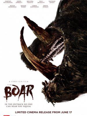 Кабан / Boar (2017)