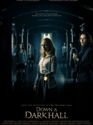 Дальше по коридору / Down a Dark Hall (2018)