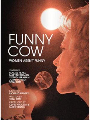 Cмотреть Смешная корова / Funny Cow (2017) онлайн в Хдрезка качестве 720p