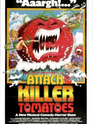 Нападение помидоров-убийц / Attack of the Killer Tomatoes! (1978)