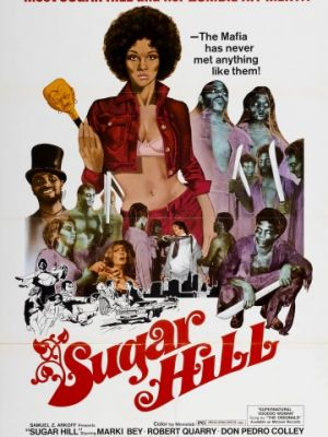 Cмотреть Шугар Хилл / Sugar Hill (1974) онлайн в Хдрезка качестве 720p