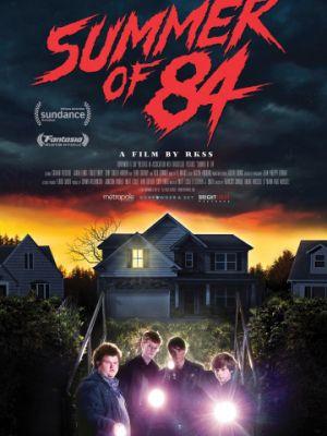Лето 84 / Summer of 84 (2018)