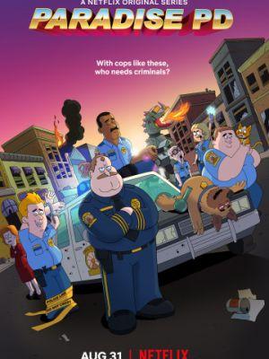 Полиция Парадайс 1 сезон 10 серия
