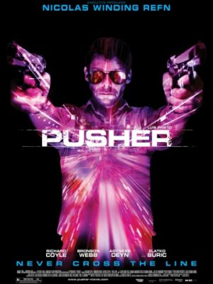 Дилер / Pusher (2012)