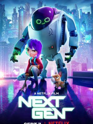 Следующее поколение / Next Gen (2018)