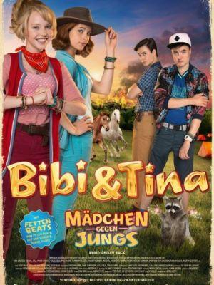 Биби и Тина: Девчонки против мальчишек / Bibi & Tina: M?dchen gegen Jungs (2016)