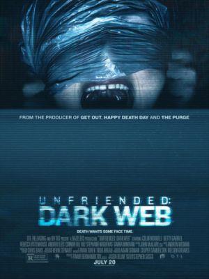 Смотреть Убрать из друзей 2 / Unfriended: Dark Web (2018) онлайн ХДрезка в HD качестве 720p