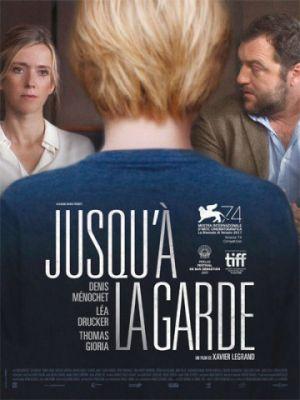 Опекунство / Jusqu'? la garde (2017)
