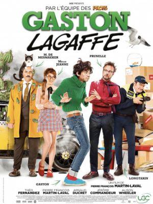 Гастон Лягафф / Gaston Lagaffe (2018)