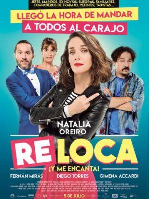 Чокнутая / Re loca (2018)