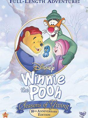 Винни Пух: Время дарить подарки / Winnie the Pooh: Seasons of Giving (1999)