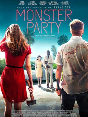 Вечеринка монстров / Monster Party (2018)