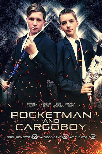 Человек-карман и парень в шортах / Pocketman and Cargoboy (2018)